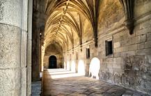 Claustro do Monasterio de Celanova