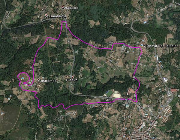 Circuito 6.5 Km.
