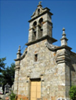 IGLESIA DE SAN PEDRO DE MOURILLÓS