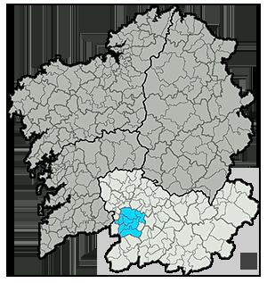 Mapa de la Mancomunidad