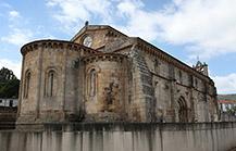 Mosteiro de San Pedro en Ramirás