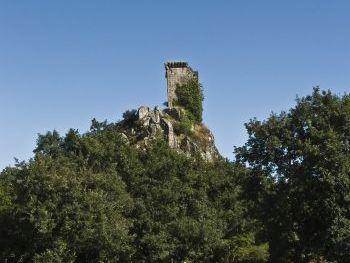Torre de Sande en Cartelle