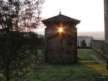 Capilla de San Miguel en Celanova