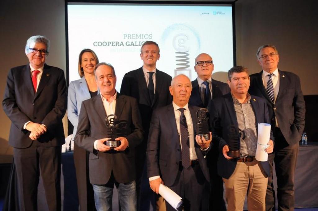 La mancomunidad terra de celanova gana el primer premio de los coopera - Oficina virtual entidades locales ...